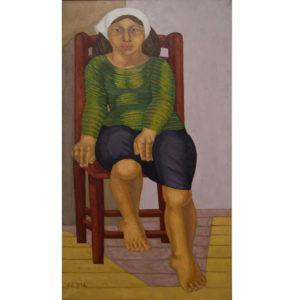 La mujer del pañuelo blanco, 1969