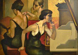 Linguagem no espelho, 1988