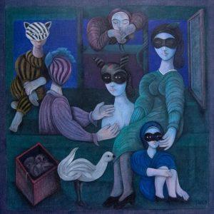 Pastora de las ninfas, 1981