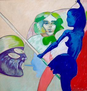 El niño y la mariposa, 1968