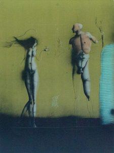 Hommage a Durer-ein, 1970