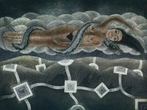 Culebra de agua, 1988