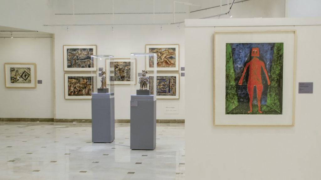 Exposición Arte Contemporáneo Oaxaca