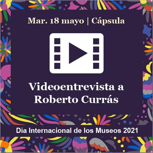 Video-entrevista Roberto Gutiérrez Currás