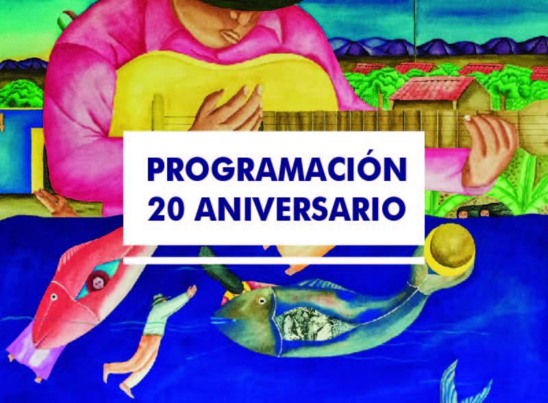 Programación 20 aniversario