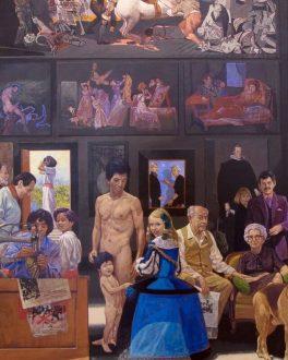 La familia informal, Herman Braun-Vega