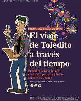 Cartel_El viaje de Toledito_DIM2021_MuseoRalliMarbella