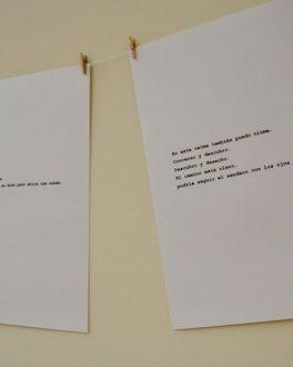 Silencios de María Jose Cosano