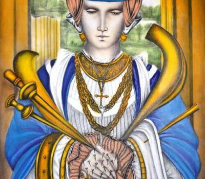 Serie Pecados y Virtudes. La Paciencia, Carmen Aldunate