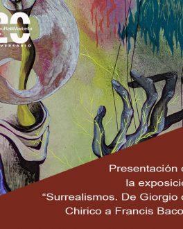 Presentación exposición Surrealismo