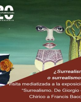 Evento Surrealismo o surrealismos